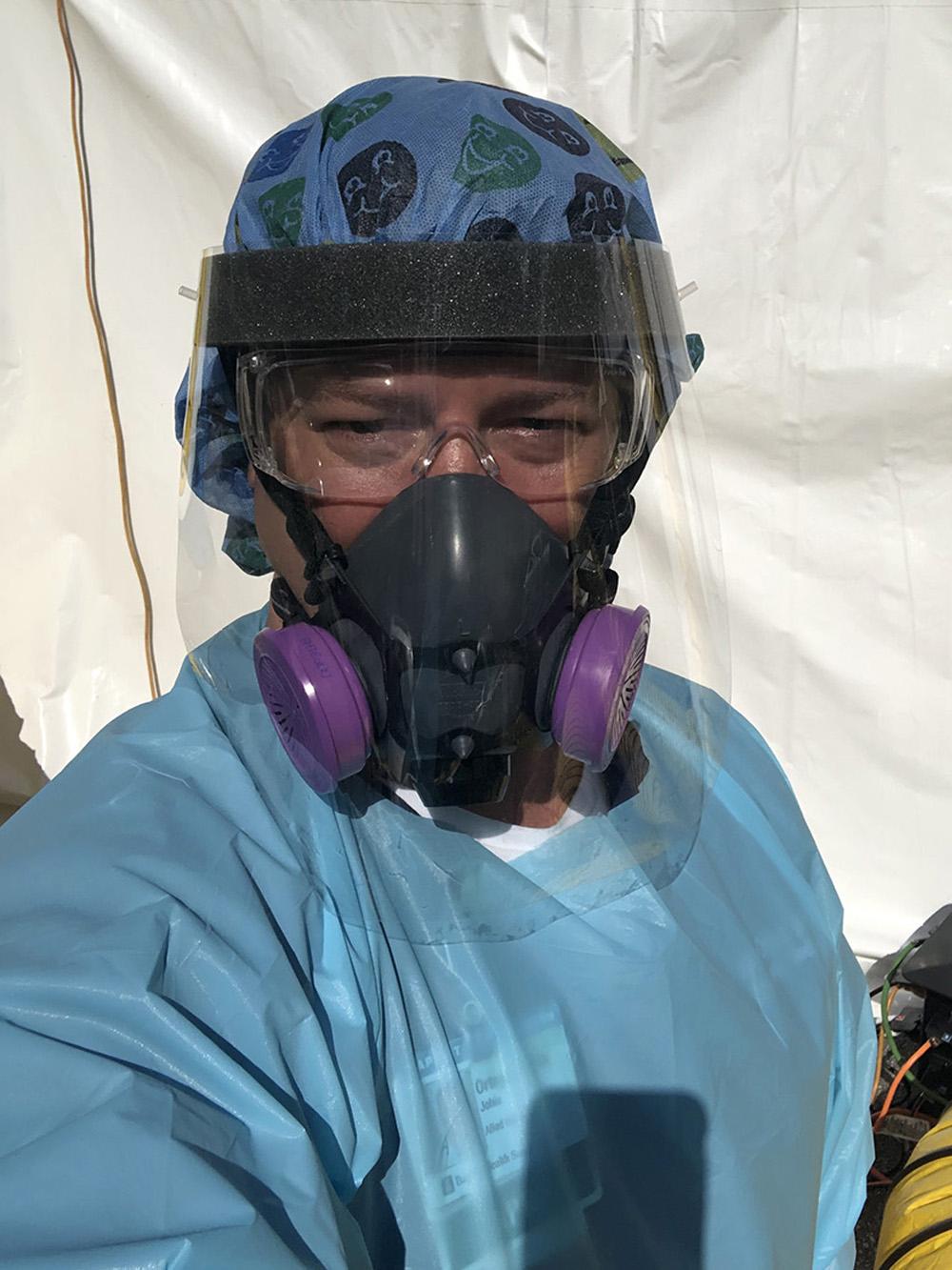 Enfermeria ante el COVID